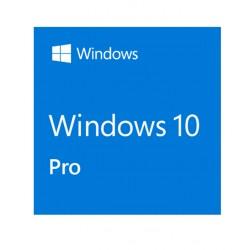 Microsoft® Windows Pro 10 32-bit/64-bit
