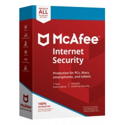 McAfee Internet Security Unlimited Devices