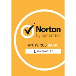 Norton Antivirus Basic 1 PC
