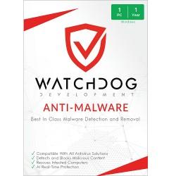 Watchdog Anti-Malware 2021 (1 PC) 1 Year