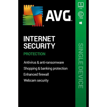 AVG Internet Security 1 PC (Windows)